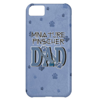 Miniature Pinscher DAD Case For iPhone 5C