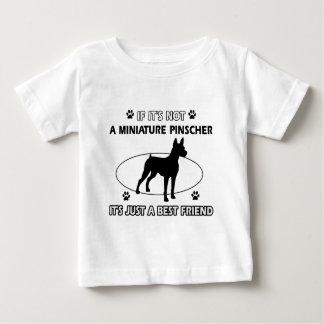 miniature pinscher designs t-shirt