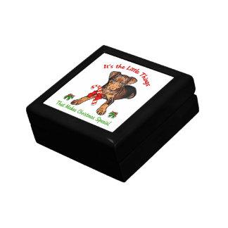 Miniature Pinscher Gift Box
