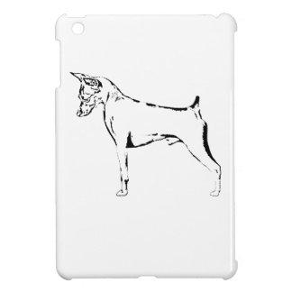 Miniature Pinscher iPad Mini Case