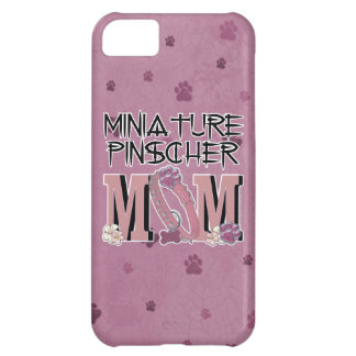 Miniature Pinscher MOM Case For iPhone 5C