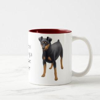 Miniature Pinscher Mug