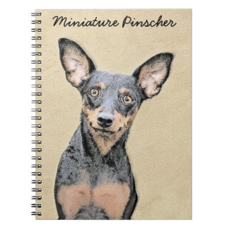 Miniature Pinscher Notebook