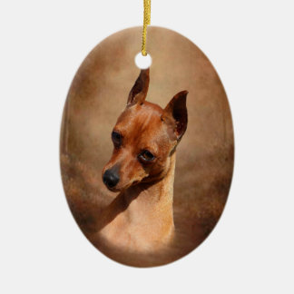 Miniature Pinscher Ornament