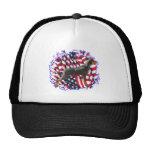 Miniature Pinscher Patriot Trucker Hats