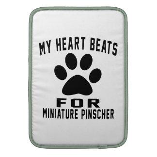 Miniature Pinscher.png MacBook Air Sleeves
