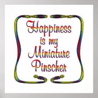 Miniature Pinscher Posters