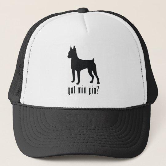 Miniature Pinscher Trucker Hat
