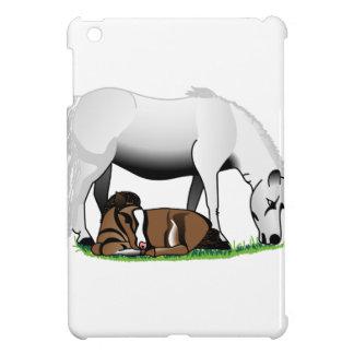 Miniature Ponies iPad Mini Cases