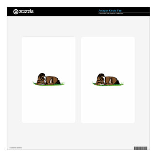 Miniature Pony Decal For Kindle Fire