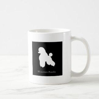 Miniature Poodle Mug (Black)