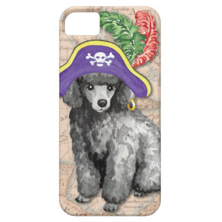 Miniature Poodle Pirate iPhone SE/5/5s Case