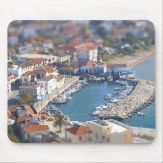 Miniature Port Mouse Pad