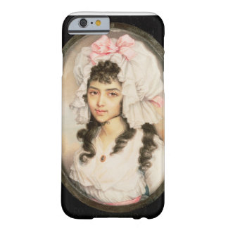 Miniature Portrait of a Girl iPhone 6 Case