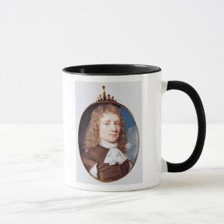 Miniature portrait of an Unknown Man, 1659 Mug