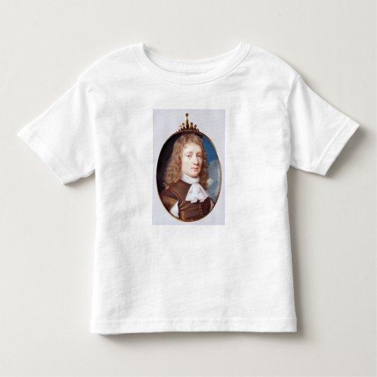 Miniature portrait of an Unknown Man, 1659 Toddler T-shirt