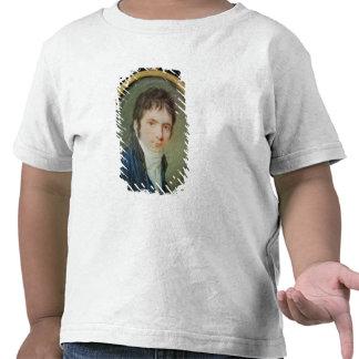 Miniature Portrait of Ludwig Van Beethoven , 1802 Tee Shirt