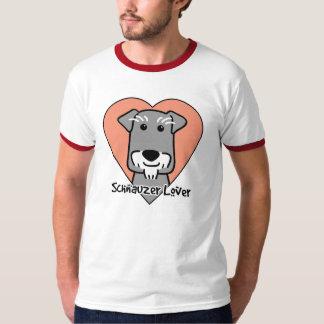 Miniature Schauzer Lover T-Shirt