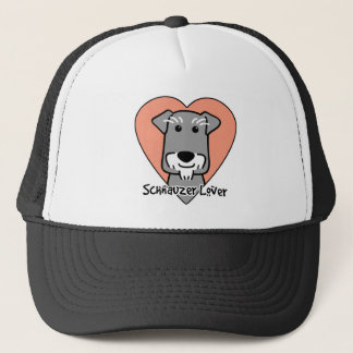 Miniature Schauzer Lover Trucker Hat