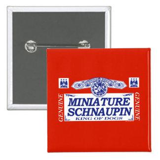 Miniature Schnaupin Buttons
