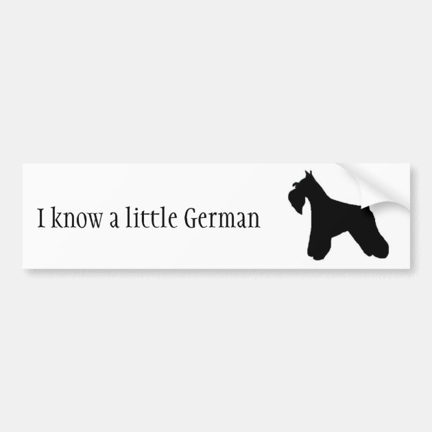 I Heart Love My mini Minature schnauzer decal sticker