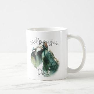 Miniature Schnauzer Dad 2 Coffee Mug