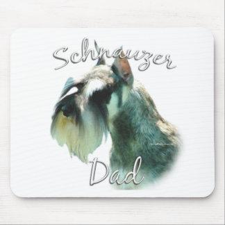 Miniature Schnauzer Dad 2 Mouse Pad