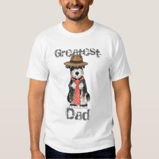 Miniature Schnauzer Dad T-shirt