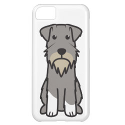 Case-Mate Barely There iPhone 5C Case with Miniature Schnauzer Phone Cases design