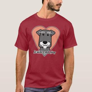 Miniature Schnauzer Lover T-Shirt