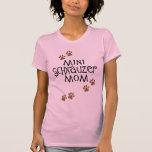 Miniature Schnauzer Mom Tee Shirt