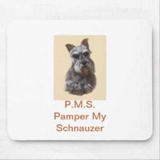 Miniature Schnauzer Mouse Pad