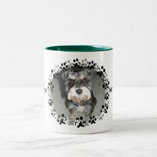 Miniature Schnauzer Photo Coffee Mug