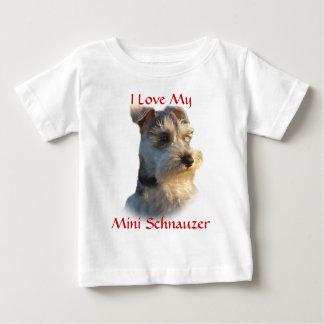 Miniature Schnauzer Todler T-Shirt