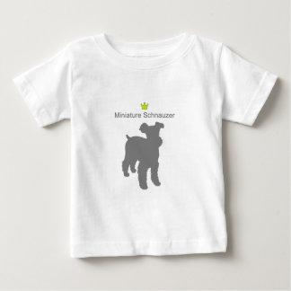 Miniature Schnauzerg5 Baby T-Shirt