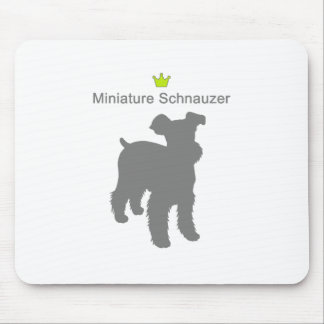 Miniature Schnauzerg5 Mouse Pad