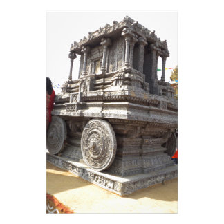 Miniature statues stone craft temples of india stationery