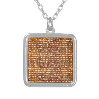 Miniature SUPER Duper Nature World Custom Necklace