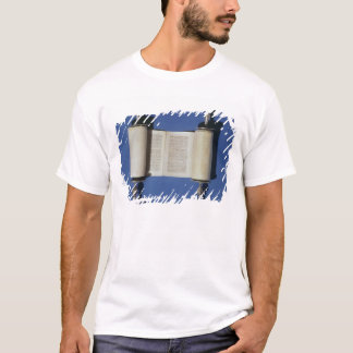 Miniature Torah Scroll, 1765 T-Shirt
