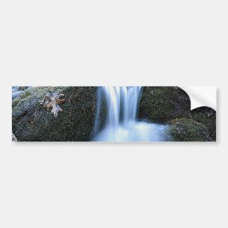Miniature Waterfall Bumper Sticker