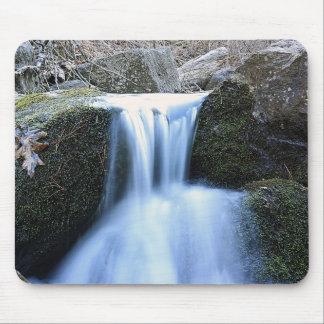 Miniature Waterfall Mouse Pad
