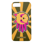 Hand shaped Miniature Yorkshire Terrier iPhone 7 Case