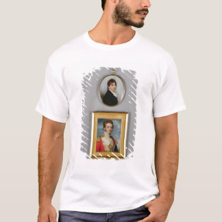 Miniatures of Young Officers of the 38th Madras Na T-Shirt
