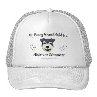 MiniatureSchnauzer Trucker Hat