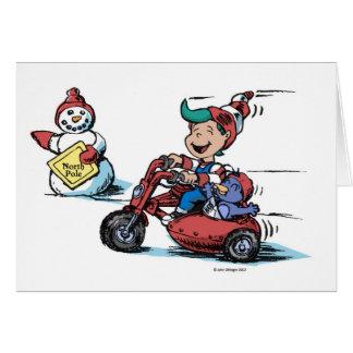 minibike.jpg tarjeta de felicitación