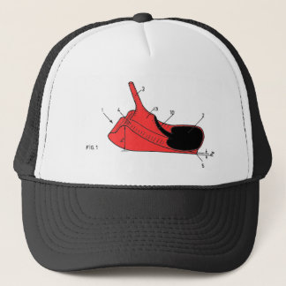 MINIBOB Patent Trucker Hat