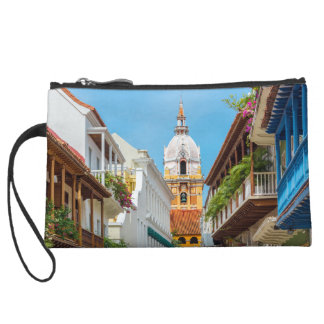 Miniclutch, Cartagena, Colombia Wristlet