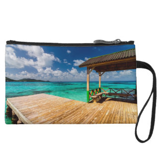 Miniclutch, San Andres Islands, Colombia Wristlet