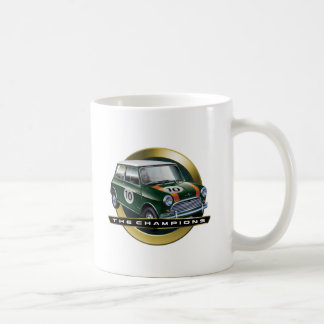 MiniCooper S green Coffee Mug
