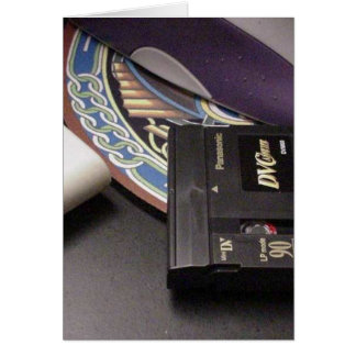 Minidv Computer Mouse Card